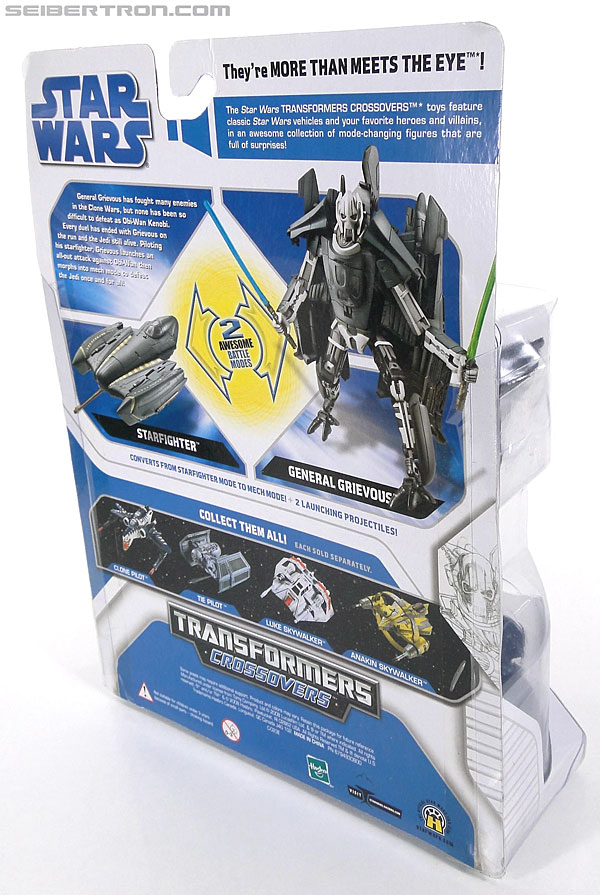 Star Wars Transformers General Grievous (Grievous Starfighter) (Image #6 of 82)