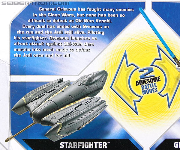 Star Wars Transformers General Grievous (Grievous Starfighter) (Image #8 of 82)