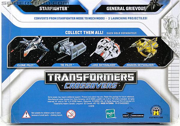 Star Wars Transformers General Grievous (Grievous Starfighter) (Image #10 of 82)