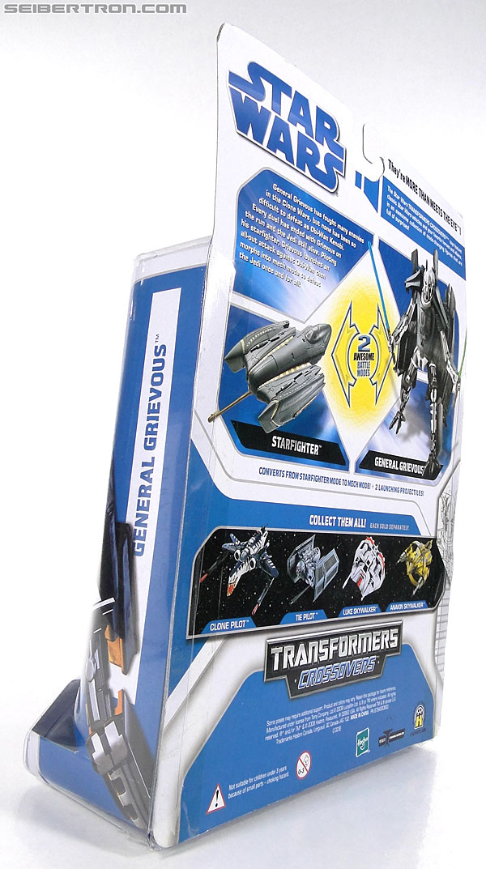 Star Wars Transformers General Grievous (Grievous Starfighter) (Image #11 of 82)