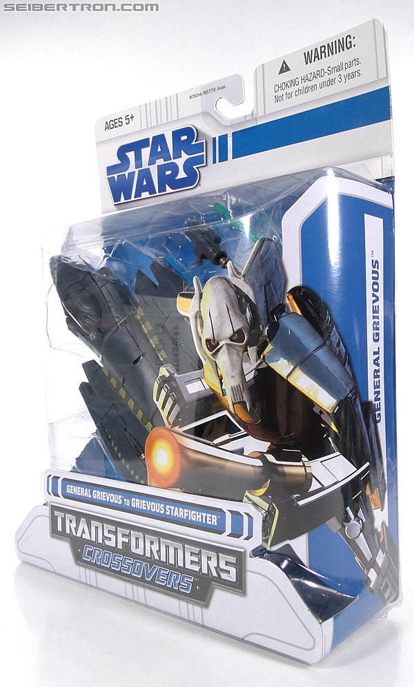 Star Wars Transformers General Grievous (Grievous Starfighter) (Image #12 of 82)