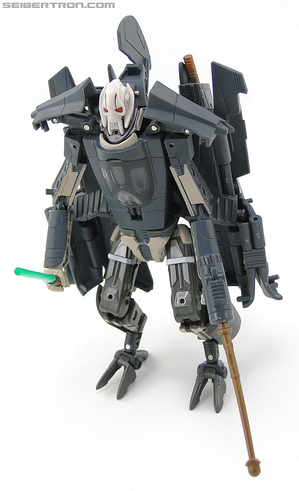 Star Wars Transformers General Grievous (Grievous Starfighter) (Image #45 of 82)