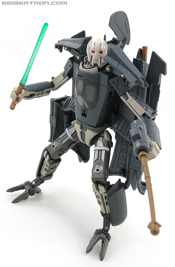 Star Wars Transformers General Grievous (Grievous Starfighter) (Image #52 of 82)