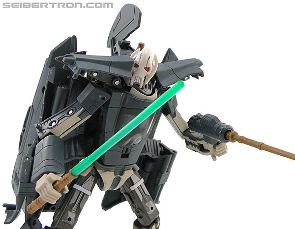 Star Wars Transformers General Grievous (Grievous Starfighter) (Image #55 of 82)