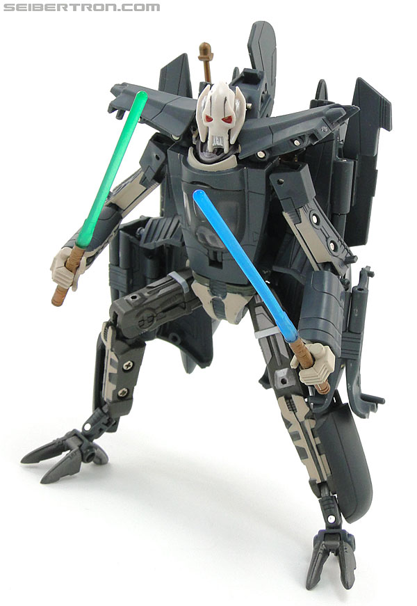 Star Wars Transformers General Grievous (Grievous Starfighter) (Image #58 of 82)