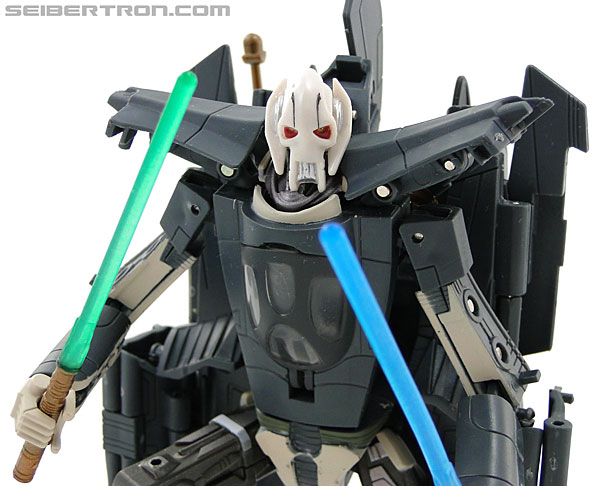 Star Wars Transformers General Grievous (Grievous Starfighter) (Image #59 of 82)