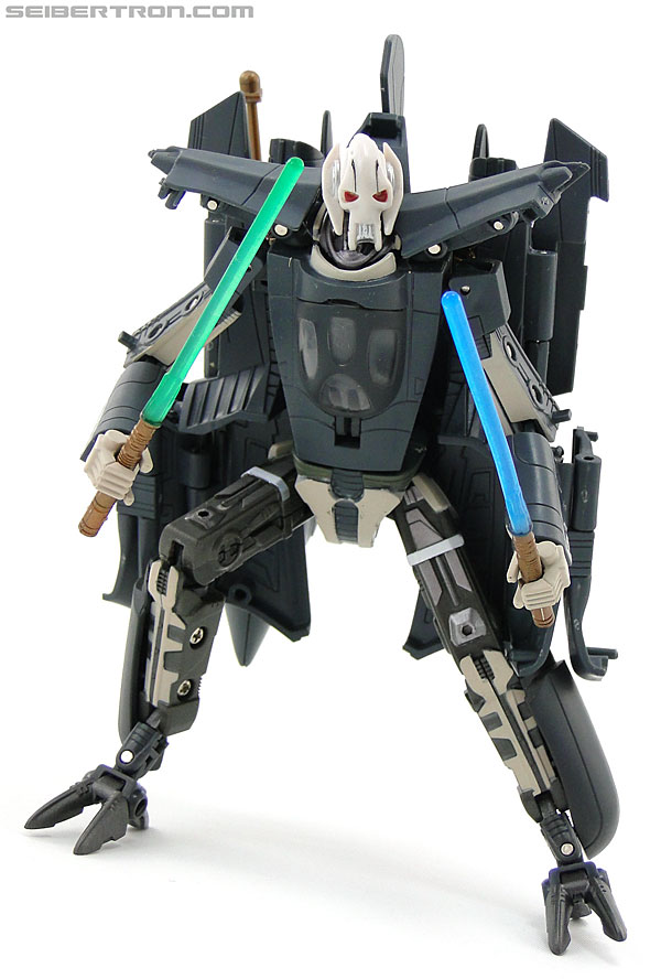 Star Wars Transformers General Grievous (Grievous Starfighter) (Image #61 of 82)