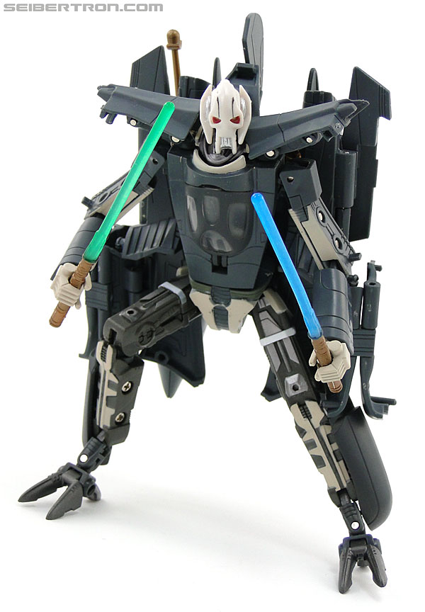 Star Wars Transformers General Grievous (Grievous Starfighter) (Image #62 of 82)