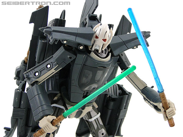 Star Wars Transformers General Grievous (Grievous Starfighter) (Image #63 of 82)