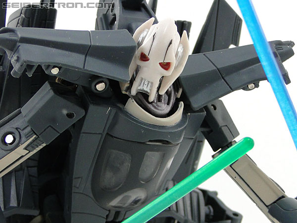 Star Wars Transformers General Grievous (Grievous Starfighter) (Image #64 of 82)