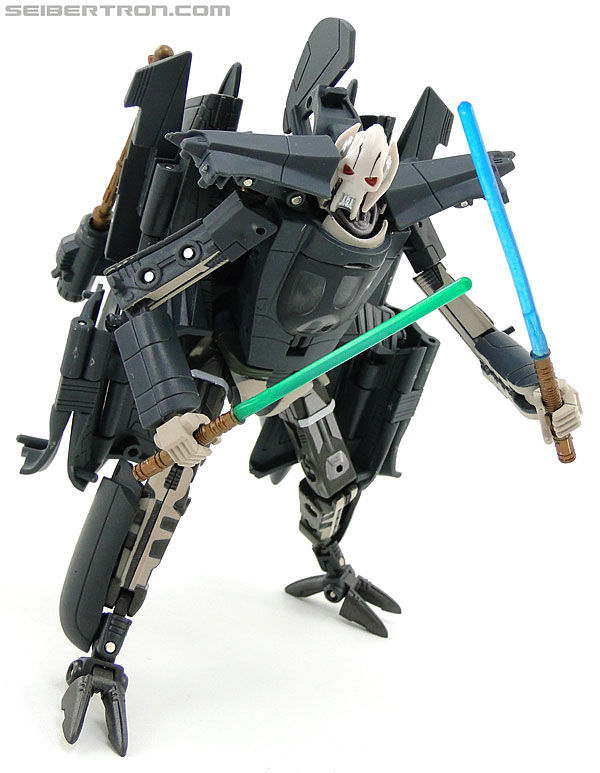 Star Wars Transformers General Grievous (Grievous Starfighter) (Image #65 of 82)