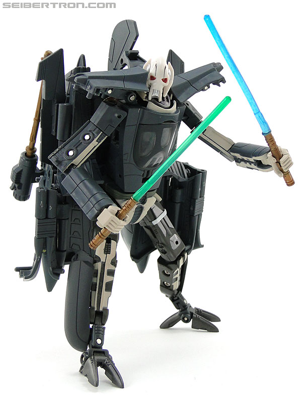 Star Wars Transformers General Grievous (Grievous Starfighter) (Image #66 of 82)