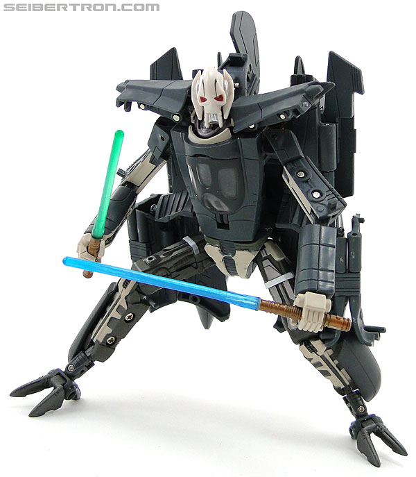 Star Wars Transformers General Grievous (Grievous Starfighter) (Image #67 of 82)