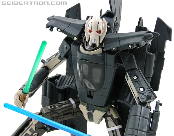 Star Wars Transformers General Grievous (Grievous Starfighter) (Image #68 of 82)