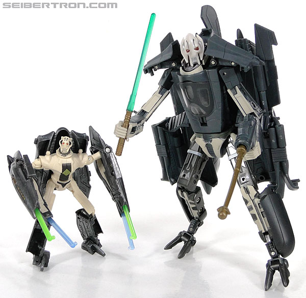 Star Wars Transformers General Grievous (Grievous Starfighter) (Image #69 of 82)