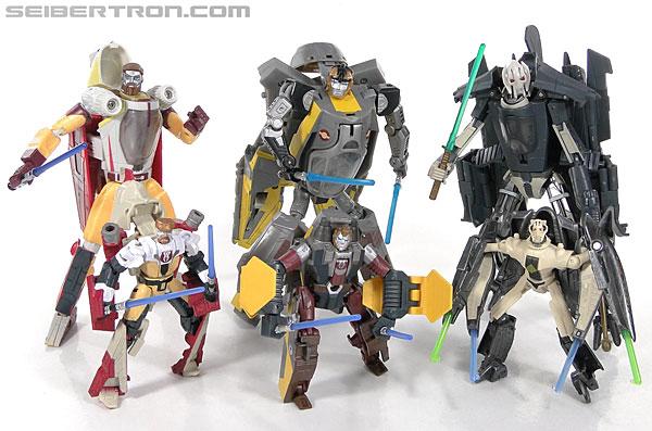 Star Wars Transformers General Grievous (Grievous Starfighter) (Image #70 of 82)