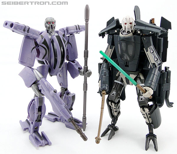 Star Wars Transformers General Grievous (Grievous Starfighter) (Image #72 of 82)