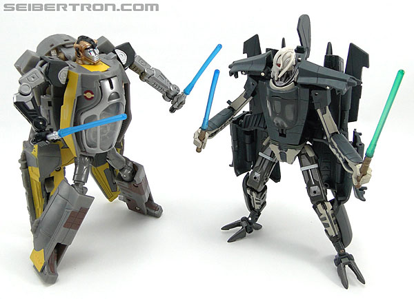 Star Wars Transformers General Grievous (Grievous Starfighter) (Image #76 of 82)