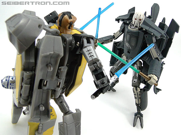 Star Wars Transformers General Grievous (Grievous Starfighter) (Image #77 of 82)