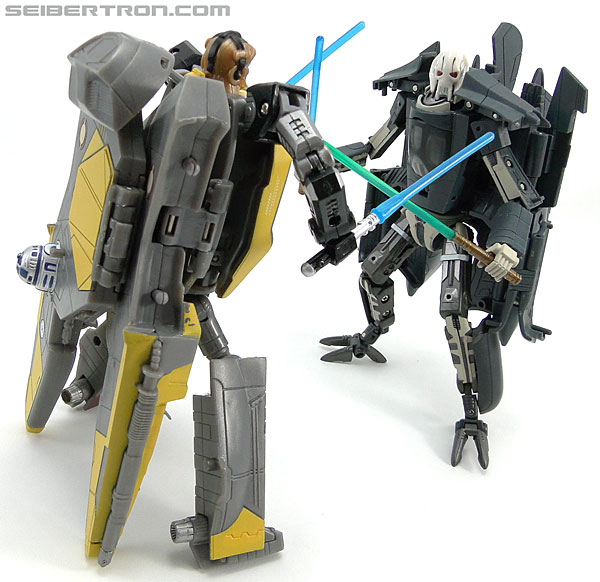 Star Wars Transformers General Grievous (Grievous Starfighter) (Image #78 of 82)