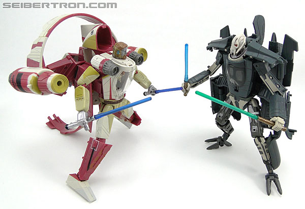 Star Wars Transformers General Grievous (Grievous Starfighter) (Image #79 of 82)
