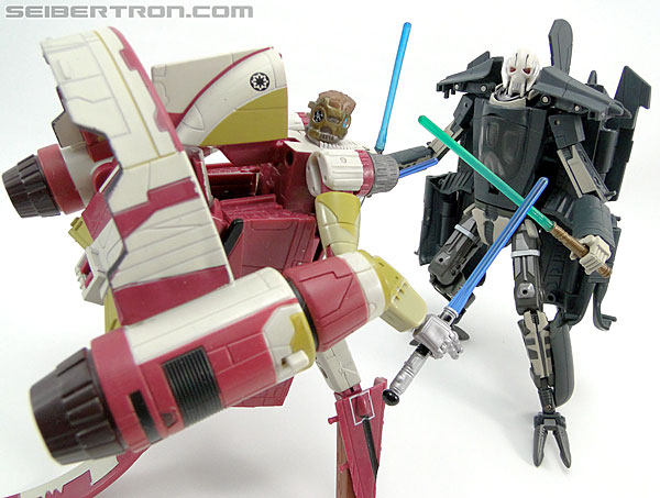 Star Wars Transformers General Grievous (Grievous Starfighter) (Image #80 of 82)