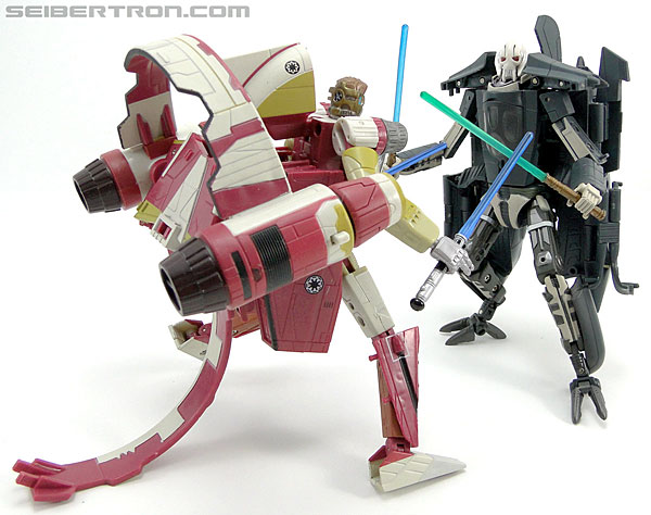 Star Wars Transformers General Grievous (Grievous Starfighter) (Image #82 of 82)