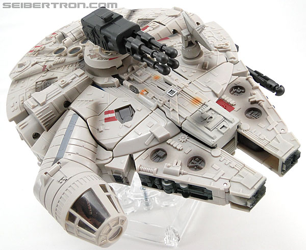 New Galleries: Star Wars Transformers Han Solo and Chewbacca
