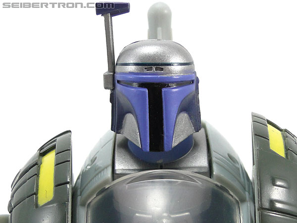Star Wars Transformers Jango Fett gallery