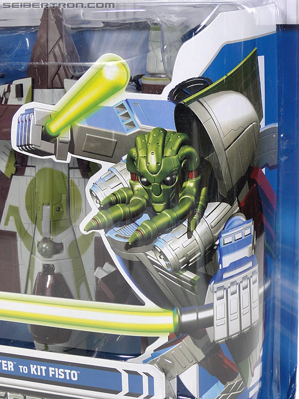 Star Wars Transformers Kit Fisto (Jedi Starfighter) (Image #3 of 104)