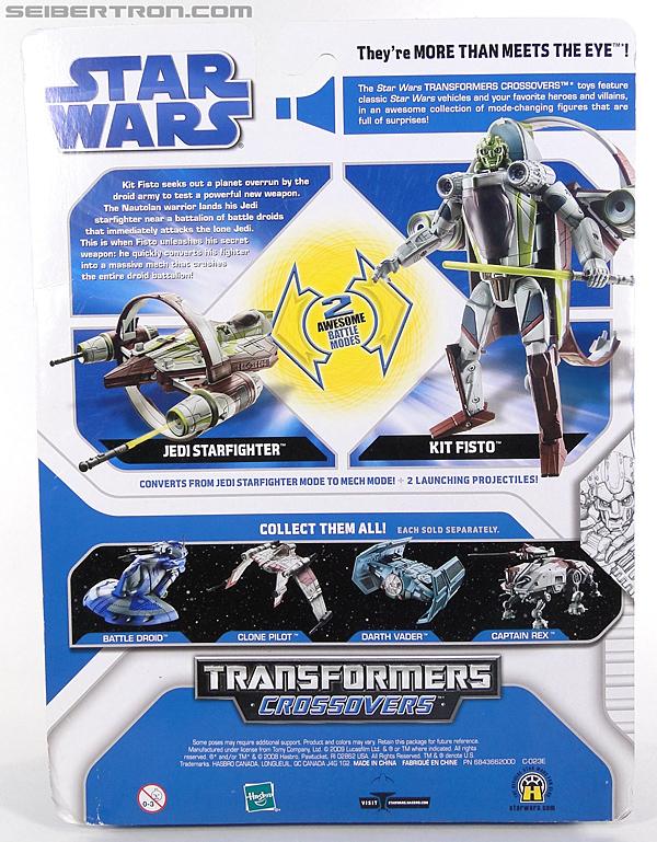 Star Wars Transformers Kit Fisto (Jedi Starfighter) (Image #7 of 104)