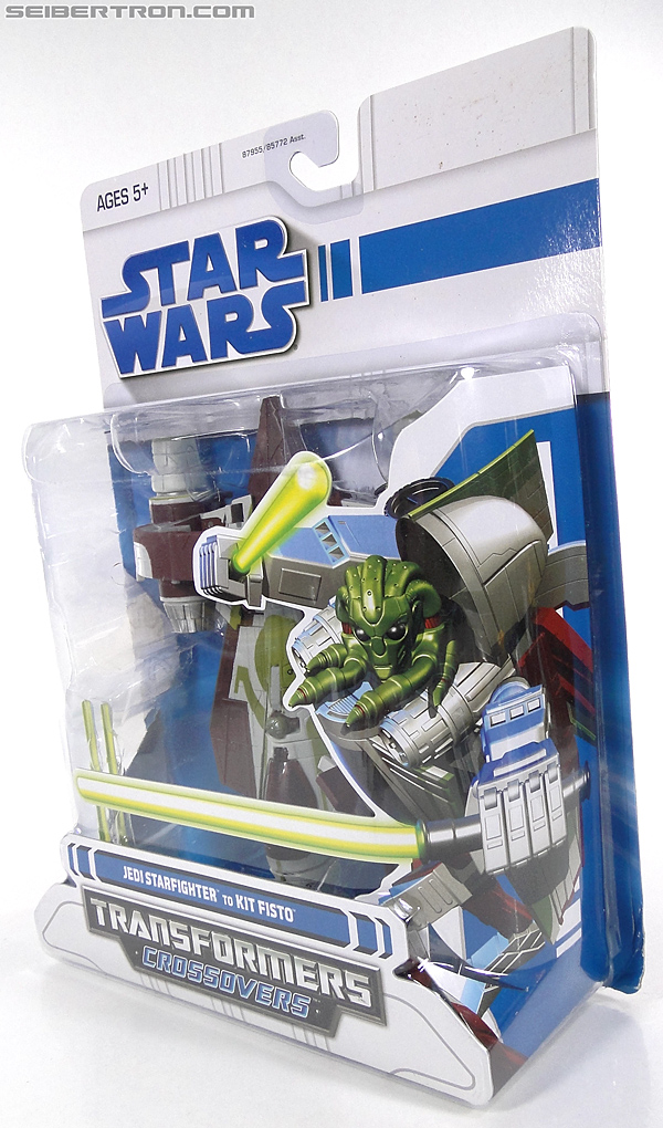 Star Wars Transformers Kit Fisto (Jedi Starfighter) (Image #11 of 104)