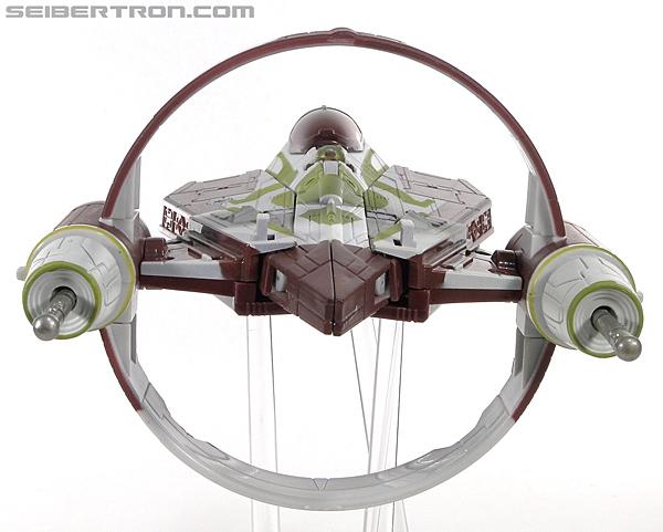 Star Wars Transformers Kit Fisto (Jedi Starfighter) (Image #15 of 104)