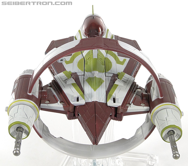 Star Wars Transformers Kit Fisto (Jedi Starfighter) (Image #16 of 104)
