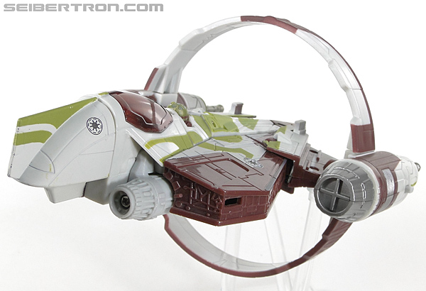Star Wars Transformers Kit Fisto (Jedi Starfighter) (Image #20 of 104)