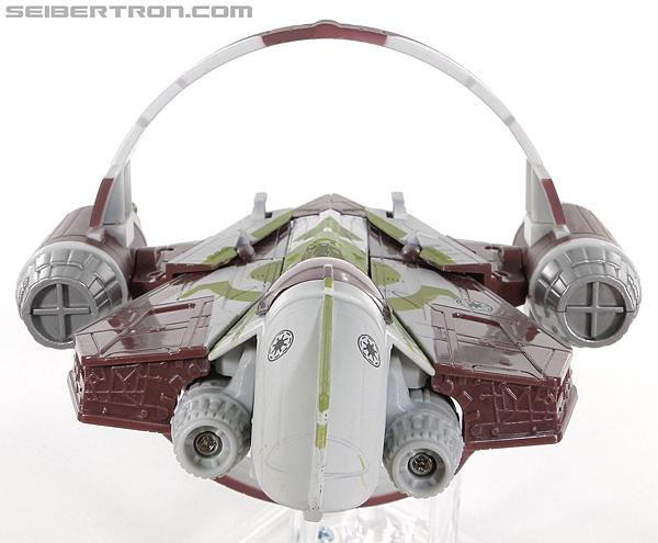 Star Wars Transformers Kit Fisto (Jedi Starfighter) (Image #22 of 104)