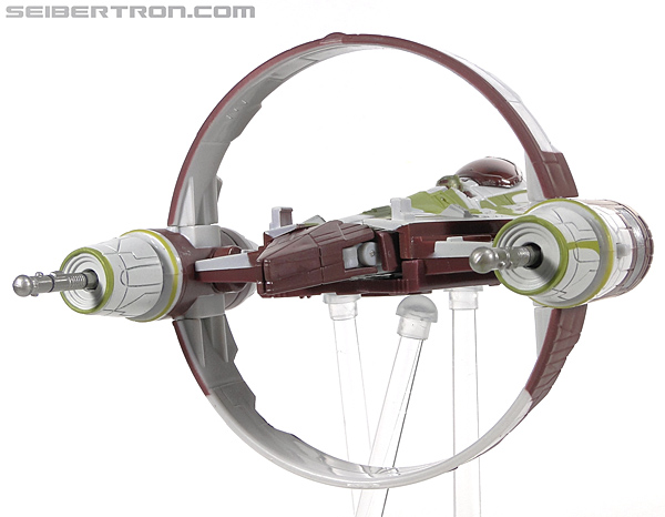 Star Wars Transformers Kit Fisto (Jedi Starfighter) (Image #25 of 104)