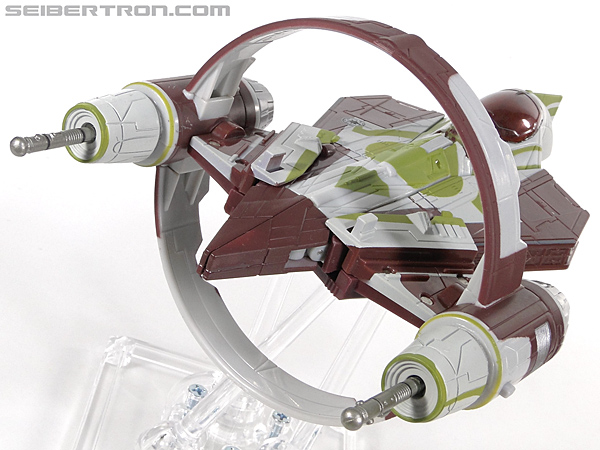 Star Wars Transformers Kit Fisto (Jedi Starfighter) (Image #26 of 104)