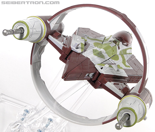 Star Wars Transformers Kit Fisto (Jedi Starfighter) (Image #27 of 104)