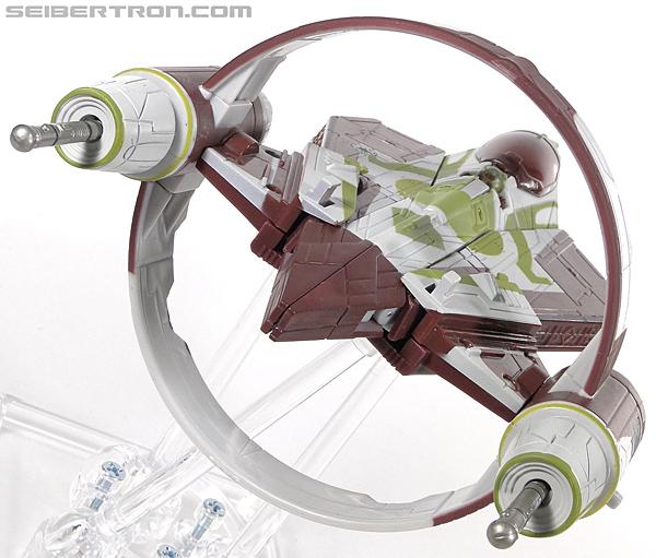 Star Wars Transformers Kit Fisto (Jedi Starfighter) (Image #27 of 104)