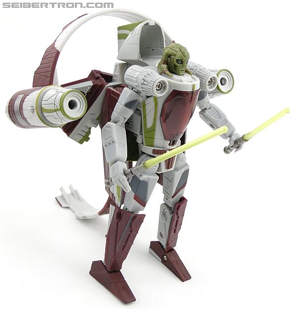 Star Wars Transformers Kit Fisto (Jedi Starfighter) (Image #53 of 104)