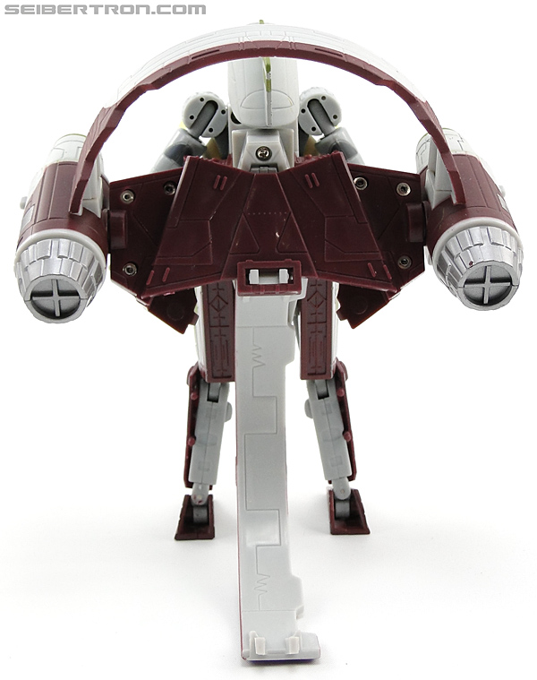 Star Wars Transformers Kit Fisto (Jedi Starfighter) (Image #56 of 104)