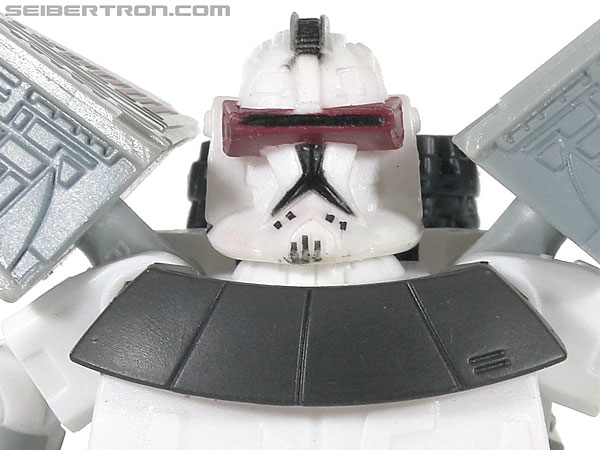Star Wars Transformers Lieutenant Thire (Republic Attack Cruiser) gallery