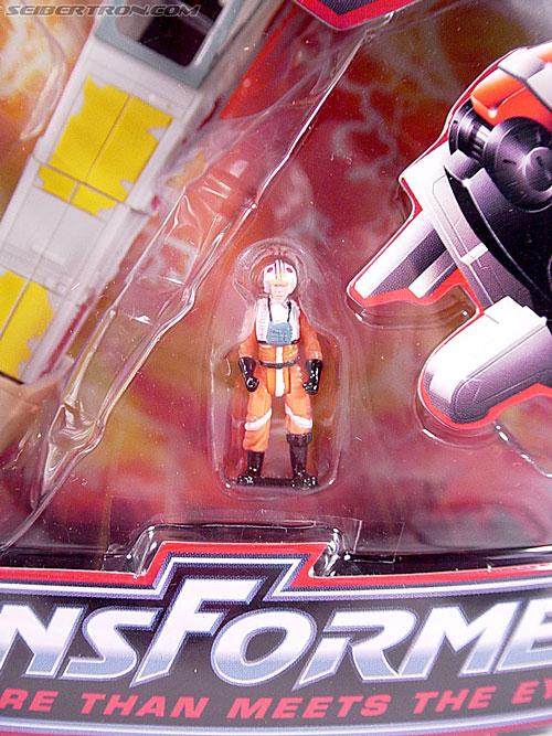 Star Wars Transformers Luke Skywalker (X-Wing Fighter) (Image #4 of 101)
