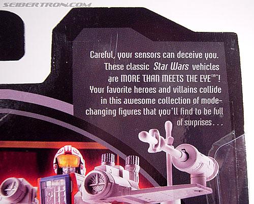 Star Wars Transformers Luke Skywalker (X-Wing Fighter) (Image #15 of 101)
