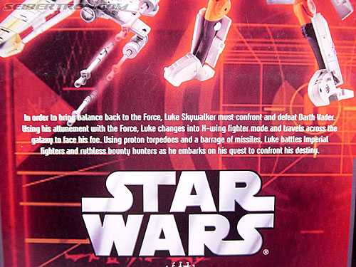 Star Wars Transformers Luke Skywalker (X-Wing Fighter) (Image #19 of 101)
