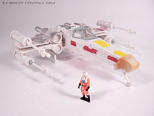 Star Wars Transformers Luke Skywalker (X-Wing Fighter) (Image #32 of 101)