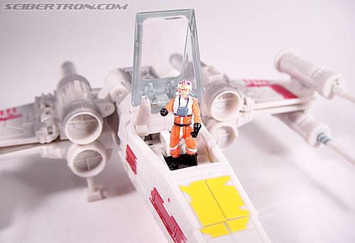 Star Wars Transformers Luke Skywalker (X-Wing Fighter) (Image #35 of 101)
