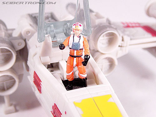 Star Wars Transformers Luke Skywalker (X-Wing Fighter) (Image #36 of 101)