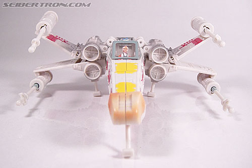 Star Wars Transformers Luke Skywalker (X-Wing Fighter) (Image #38 of 101)